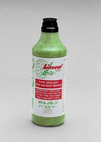 9000-Linseal/OKO Tire Sealant 1 Liter Bottles