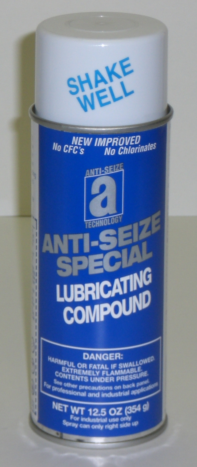 18014- Anti-Seize 16oz Aerosol-12.5 oz net.