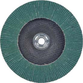 30990-Flap disc 577F, Type 29, 80 Grit