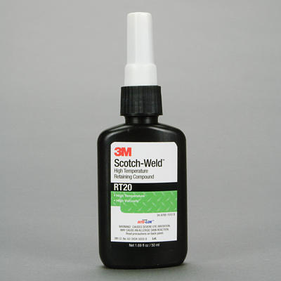 62665-Scotch-Weld RT20-50ml (Loctite 620)
