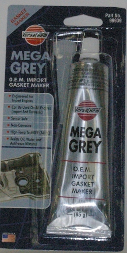 99939-Mega Grey Silicone-3oz tube