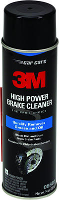 08880-3M High Powered Brake Cleaner-