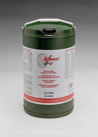 9001-Linseal/OKO Tire Sealant 25 Liter Drum(6.6 US Gallon)