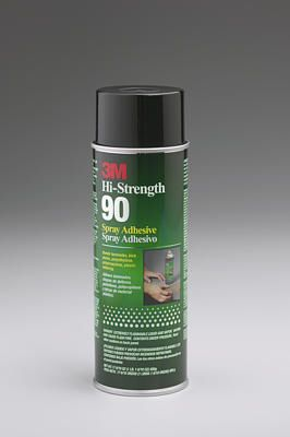30023-3M Hi-Strength Spray 90 Adhesive