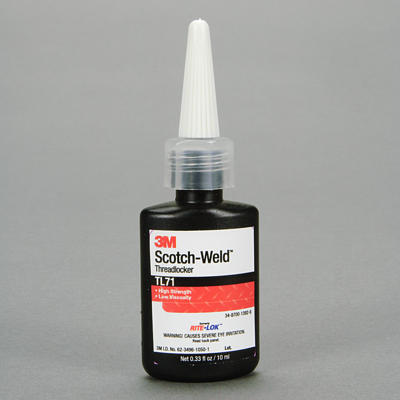 62612-Scotch-Weld TL71-10ml (Loctite 271)