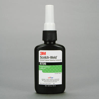 62662-Scotch-Weld RT09-50ml (Loctite 609)