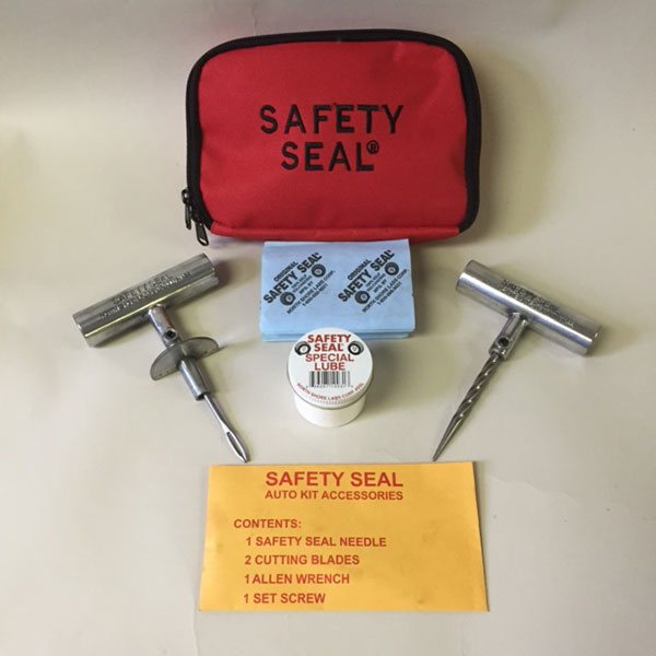 SSKAB30-Safety Seal Kit, Car, Bag, 30 Refills, Probe and Tools